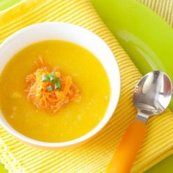 Гарбузовий суп для дитини: чотири простих покрокових рецепта