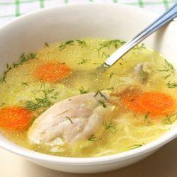 Суп з курячих гомілок пять простих покрокових рецептів