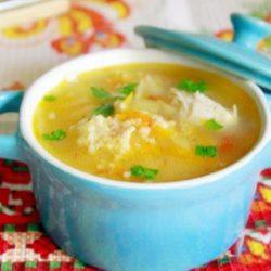 Суп з ячною крупою: чотири простих покрокових рецепта