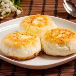 Рисові сирники пять простих покрокових рецептів