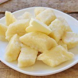 Ліниві вареники з сиру: девять докладних покрокових рецептів