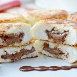 Сирники з шоколадом пять простих покрокових рецептів
