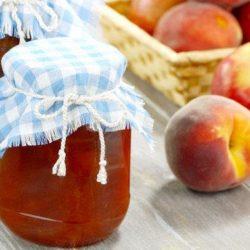 Варення з персиків і яблук пять простих покрокових рецептів