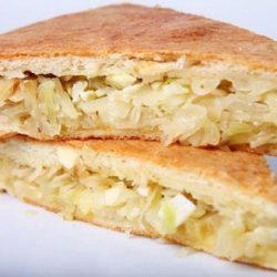 Як швидко і смачно приготоить пиріг з капустою - десять покрокових рецептів смачної випічки